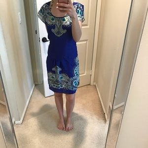 100% Silk Iro Dress